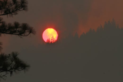 Fire update: Delta Fire near I-5 now 81% contained