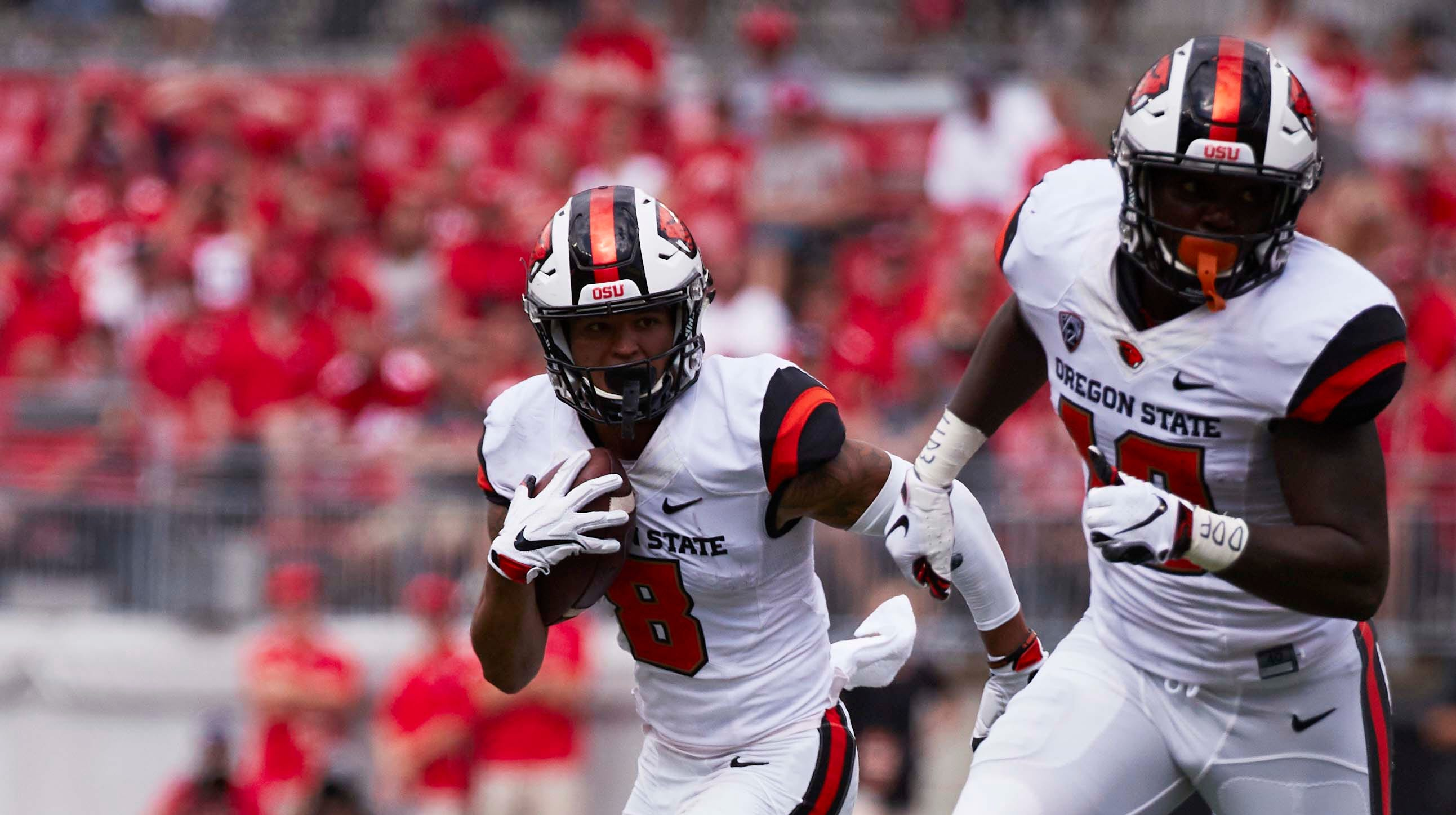 Nevada-Oregon State: Position preview and prediction