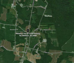 Police are investigating a fatal crash that closed Millsboro Highway Sunday, Sept. 9, 2018.