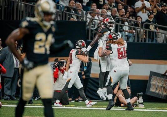 Nfl Tampa Bay Buccaneers At New Orleans Saints
