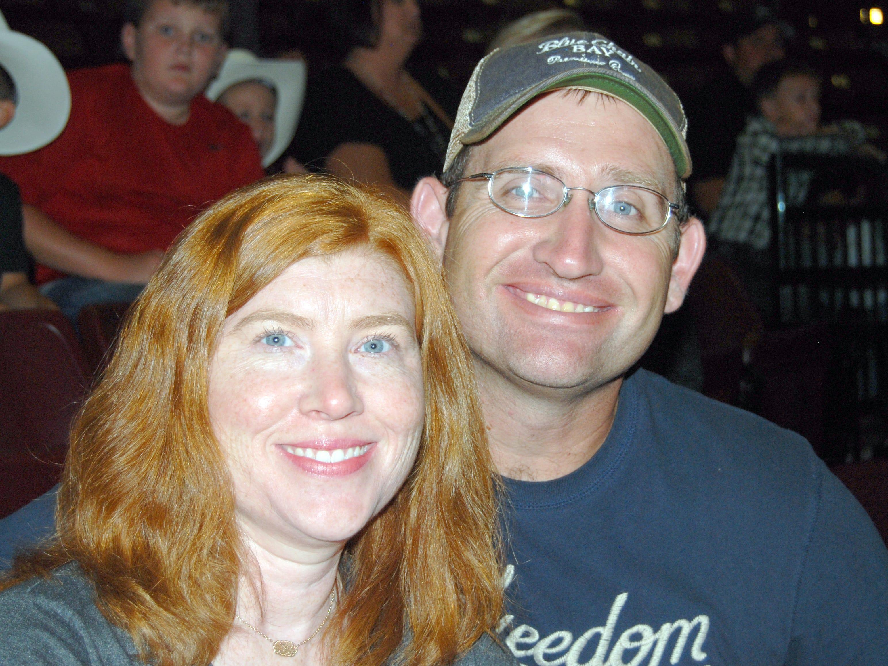 Erin and Brian Berendzen