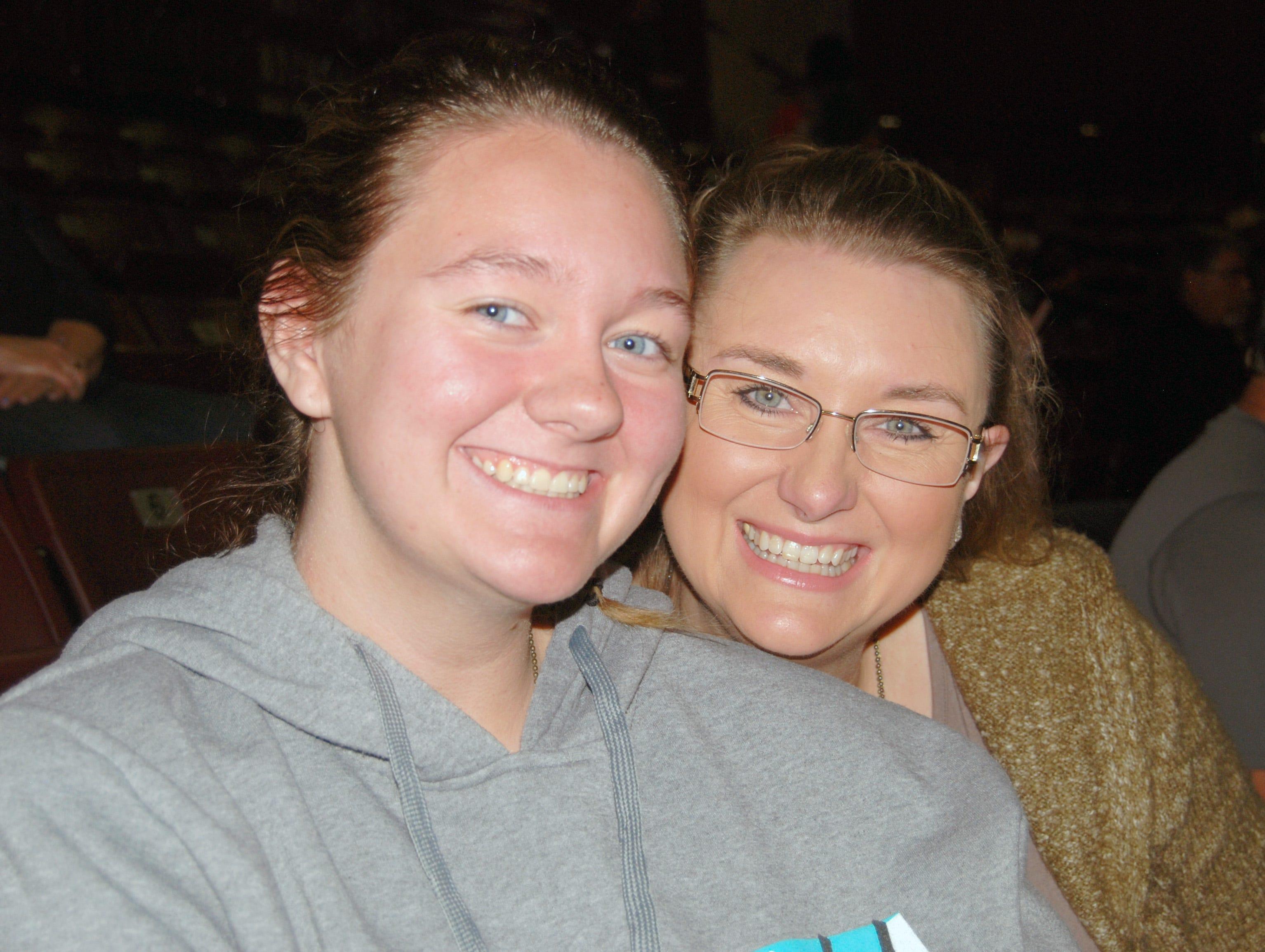 Emma and Stephanie Grevillius