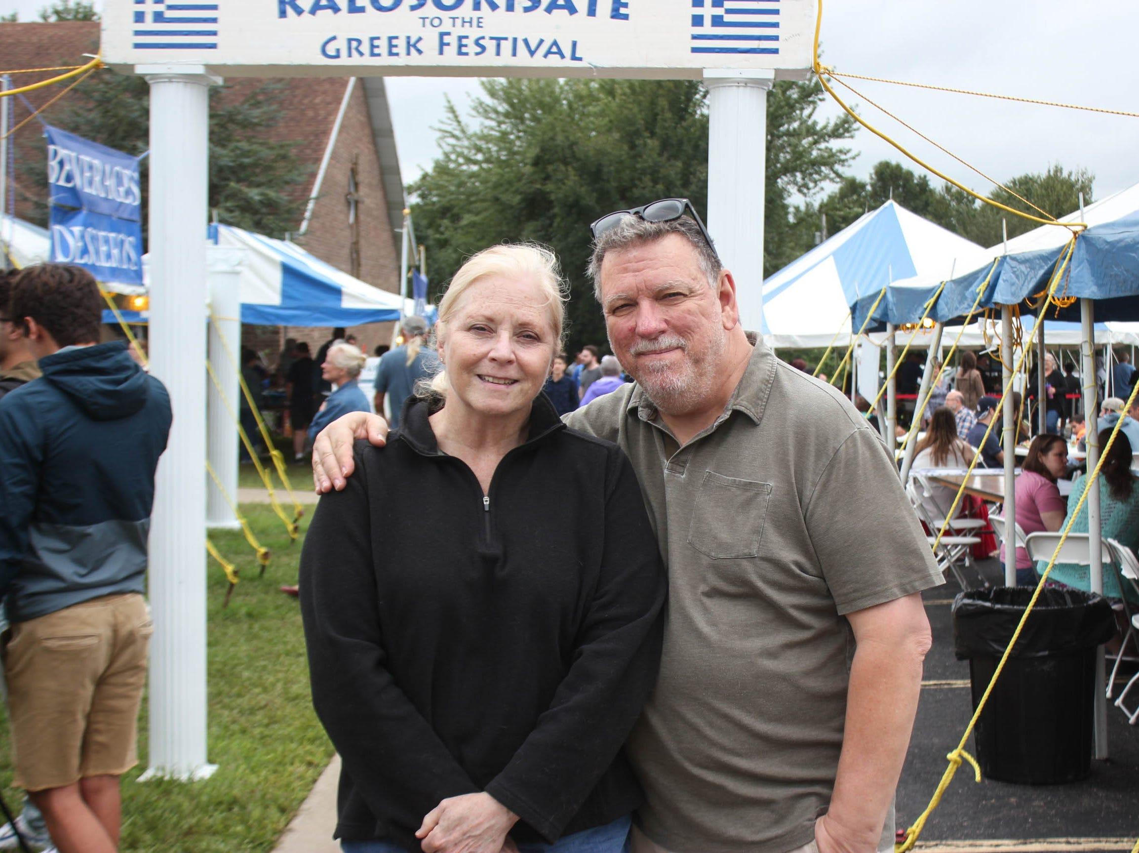 Karen Matoon and Rick Matoon