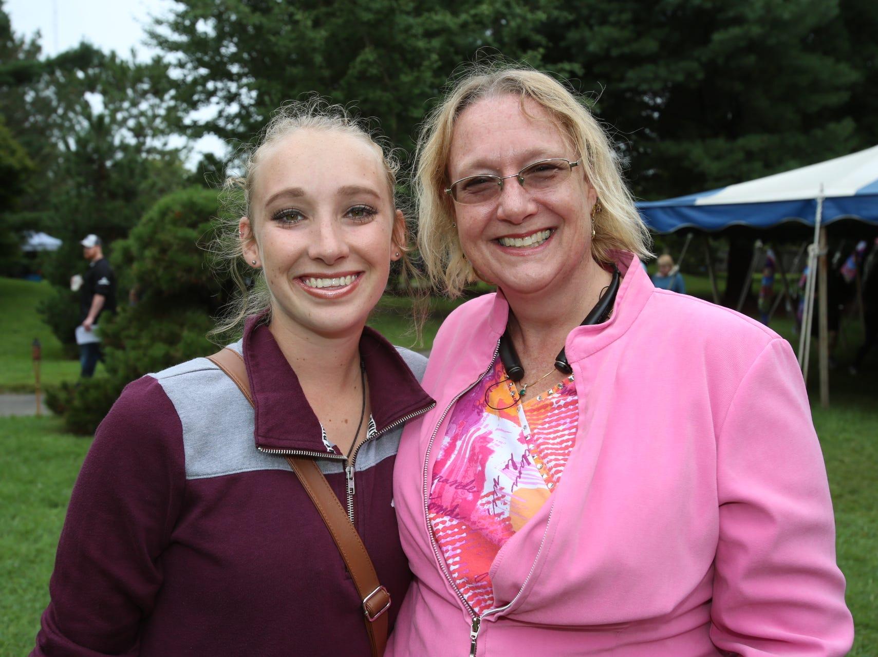 Jenny and Kathy Shipley