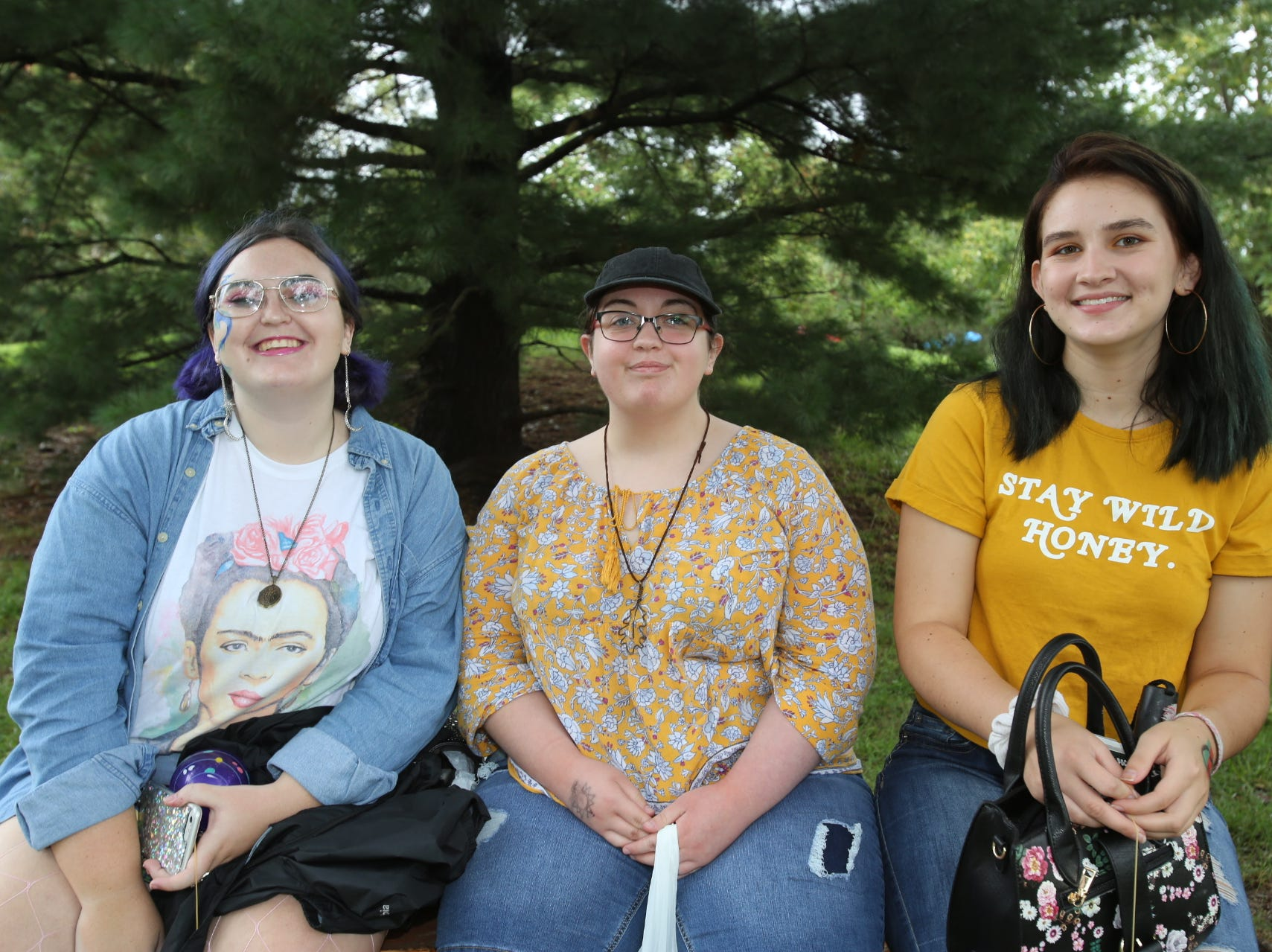 Katie Groves, Anna Kleier, and Heather Georges