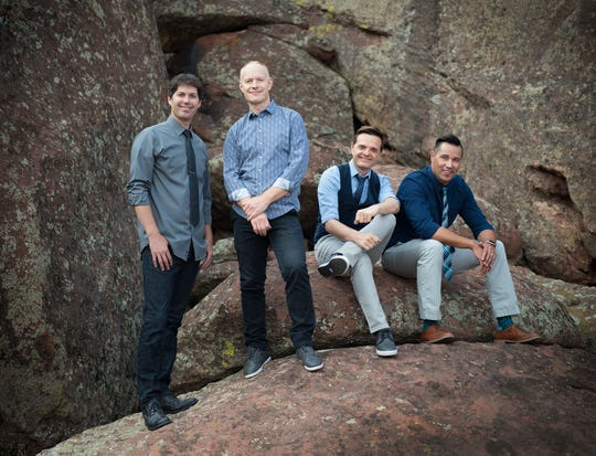 The Piano Guys will perform at Dixie Regional Medical Center's celebration Sept. 12, 2018.