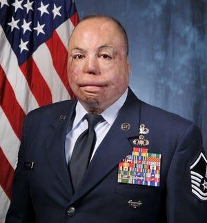 U.S. Air Force Master Sgt. Israel Del Toro