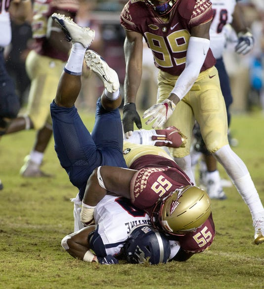 Ncaa Football Samford At Florida State