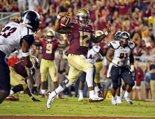 Ncaa Football Samford At Florida State