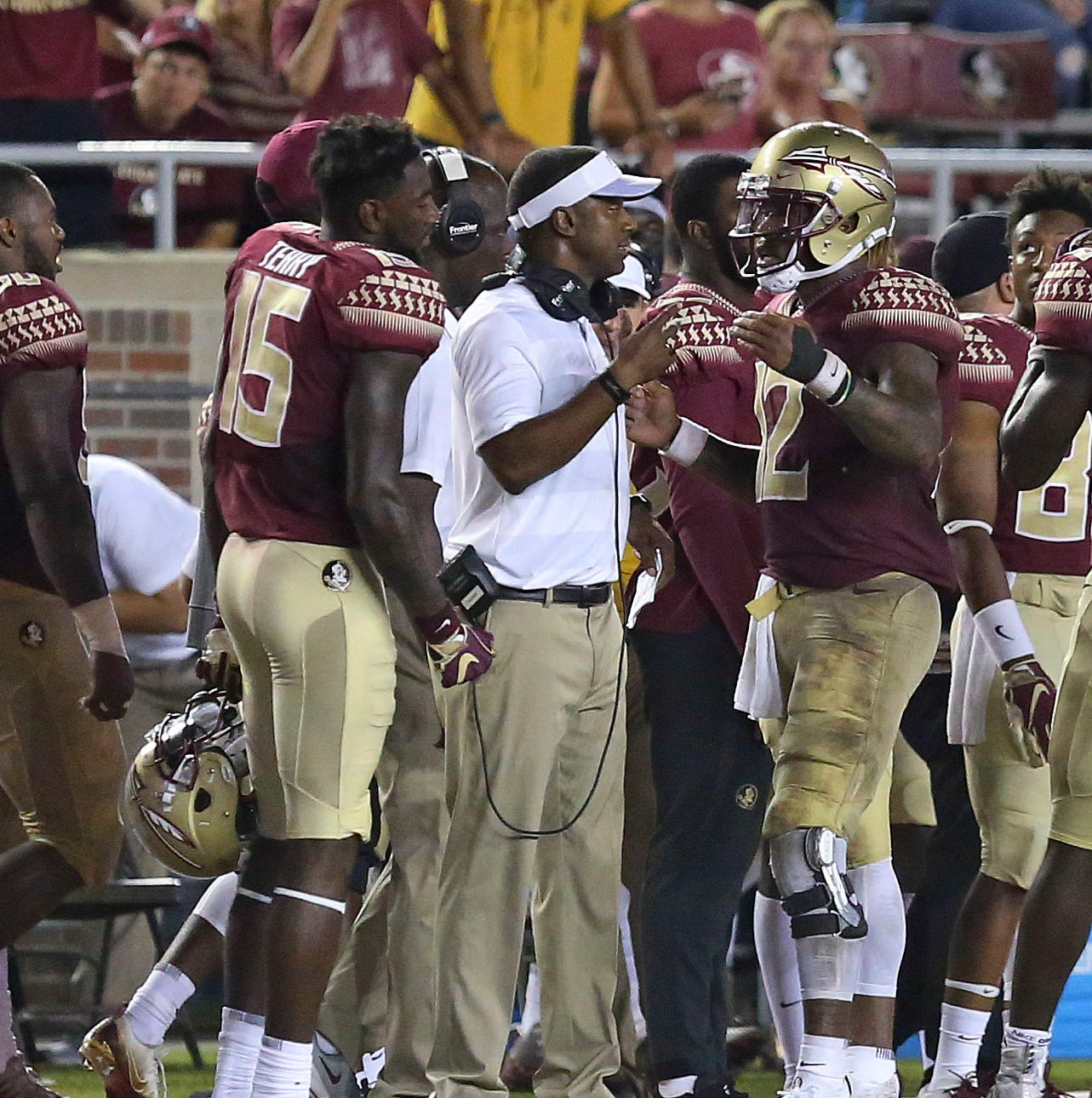 Florida State hires Houston offensive line coach Randy Clements