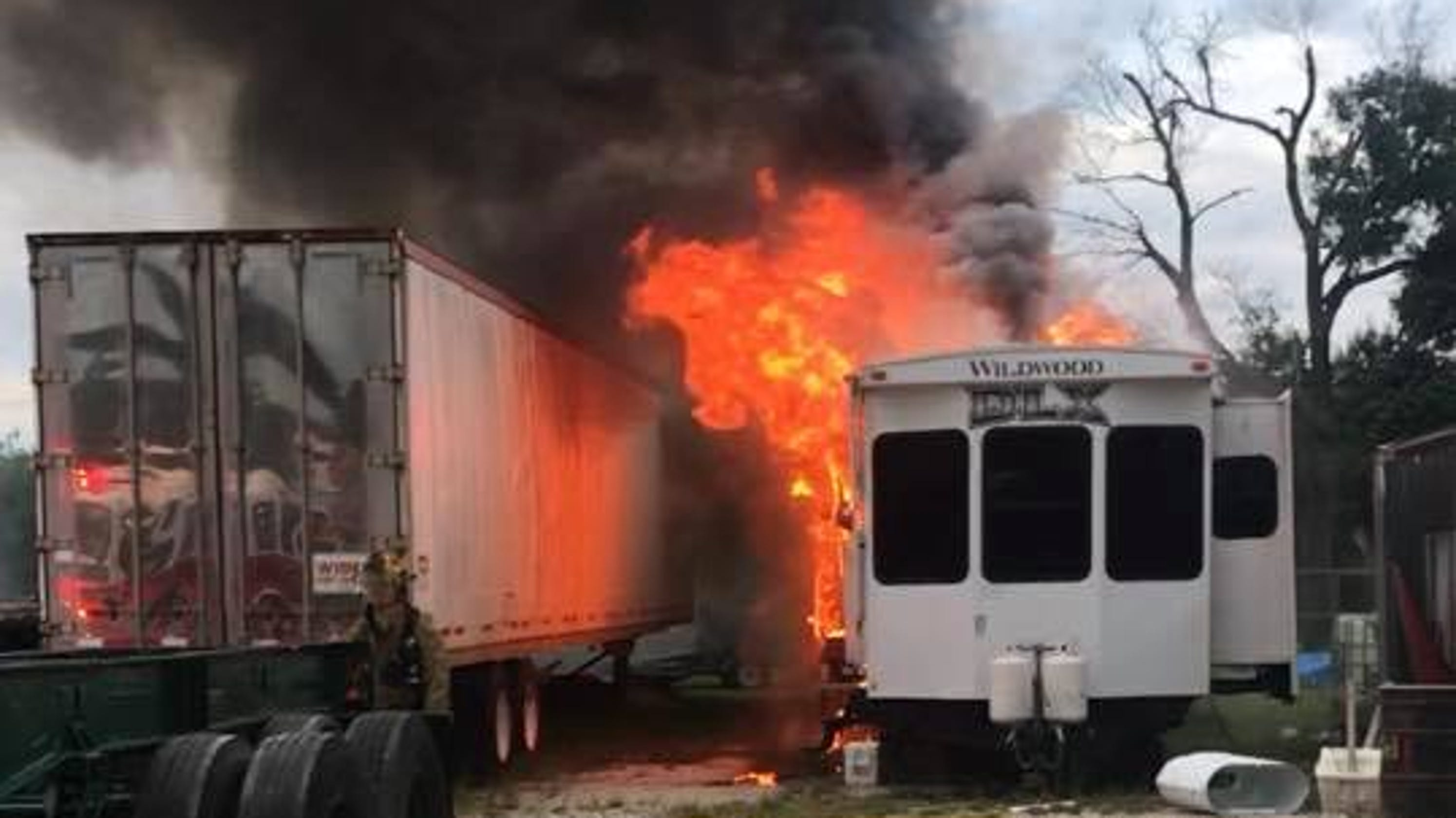 Fort Pierce Fire Mobile Home