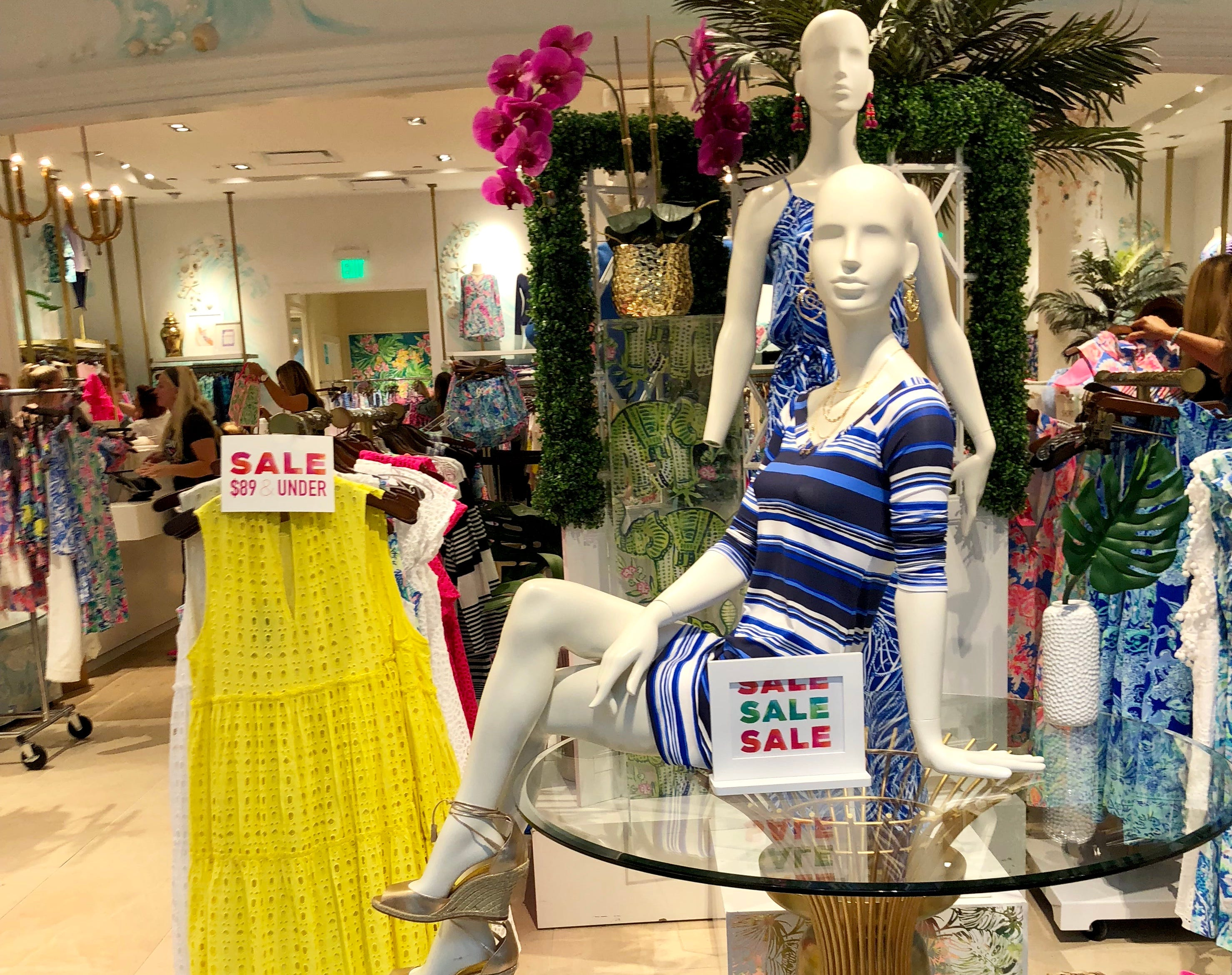 Lilly Pulitzer's After Party Sale started Sept. 8 in store and online Sept. 10.