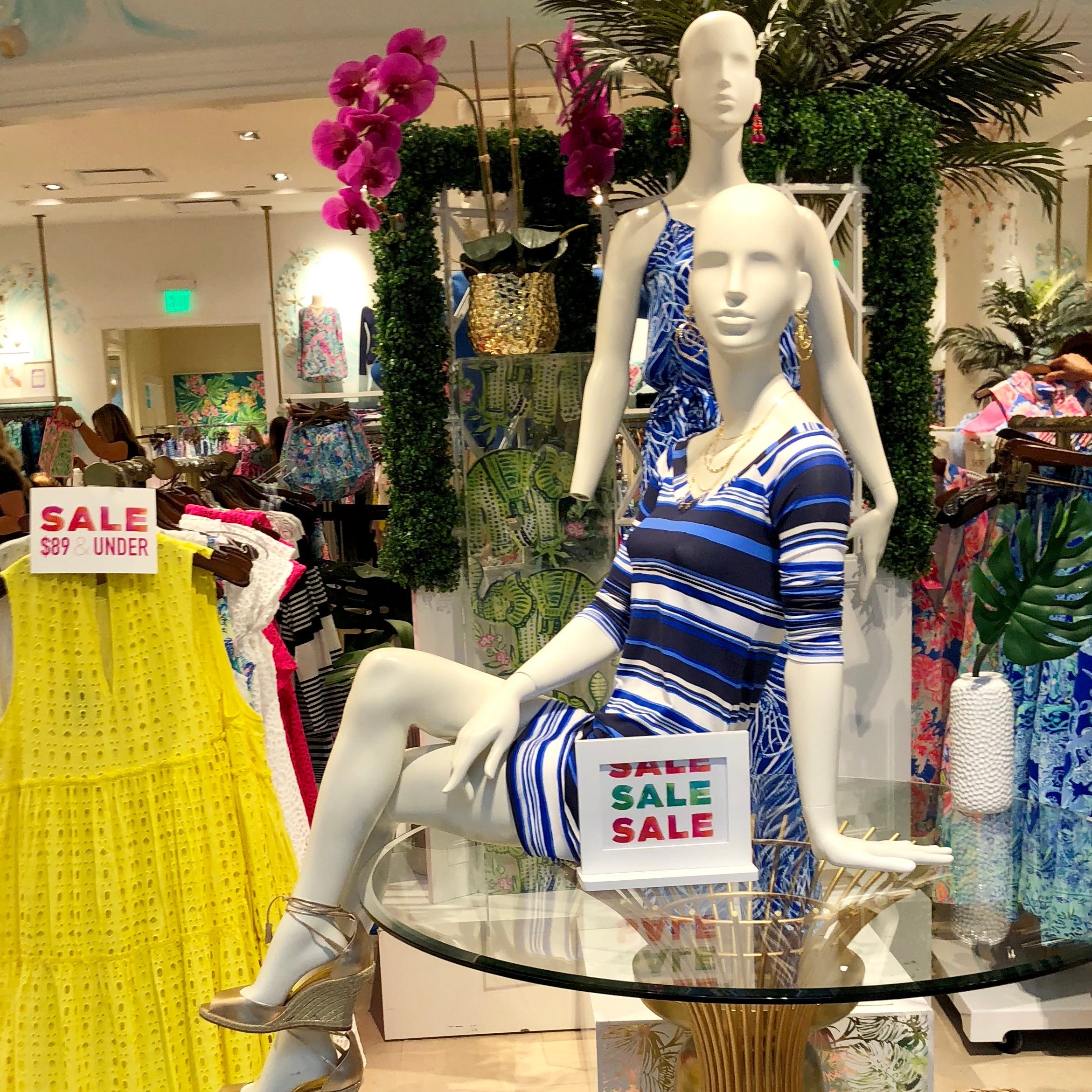 Lilly Pulitzer's popular 'After Party Sale' continues through Wednesday