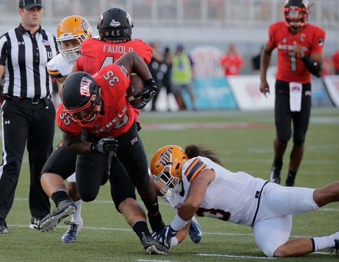 UTEP will try to shore up the run defense after weaknesses were exposed at UNLV last week.