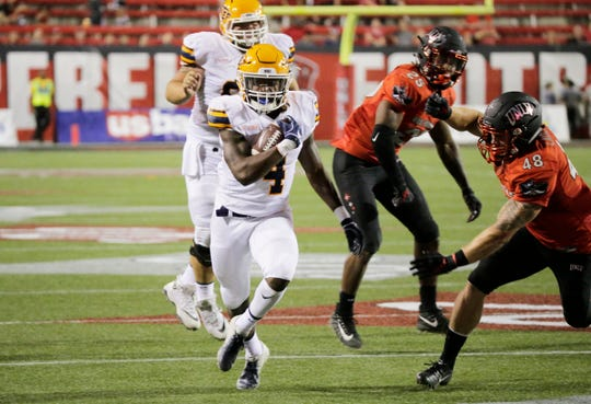 UTEP fell to 0-2 on the season after suffering its second loss of the season at the hands of the UNLV Rebels on Saturday night, 52-24.