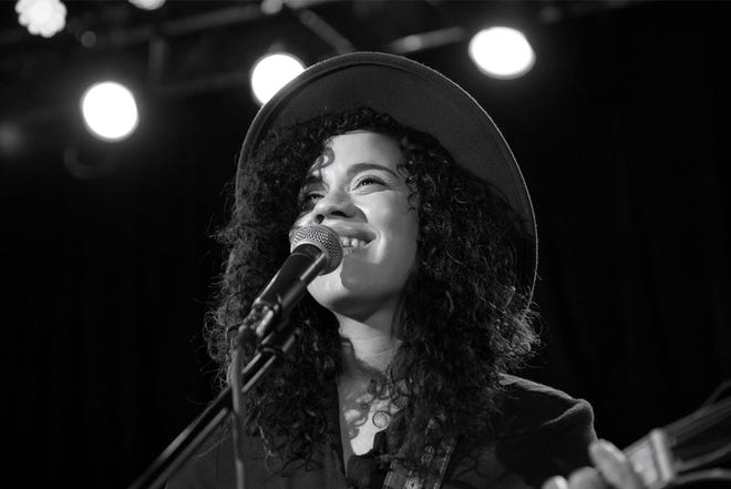Singer and songwriter Jade Hendrix will perform Sept. 15 outside the Hillcrest Center for the Arts in Thousand Oaks