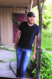 """Country star Eric Paslay, known for songs including """"Friday Night"""" and """"Song About a Girl,"""" will perform at 8:15 p.m. Oct. 7 at the Deerfield Township Harvest Festival."""