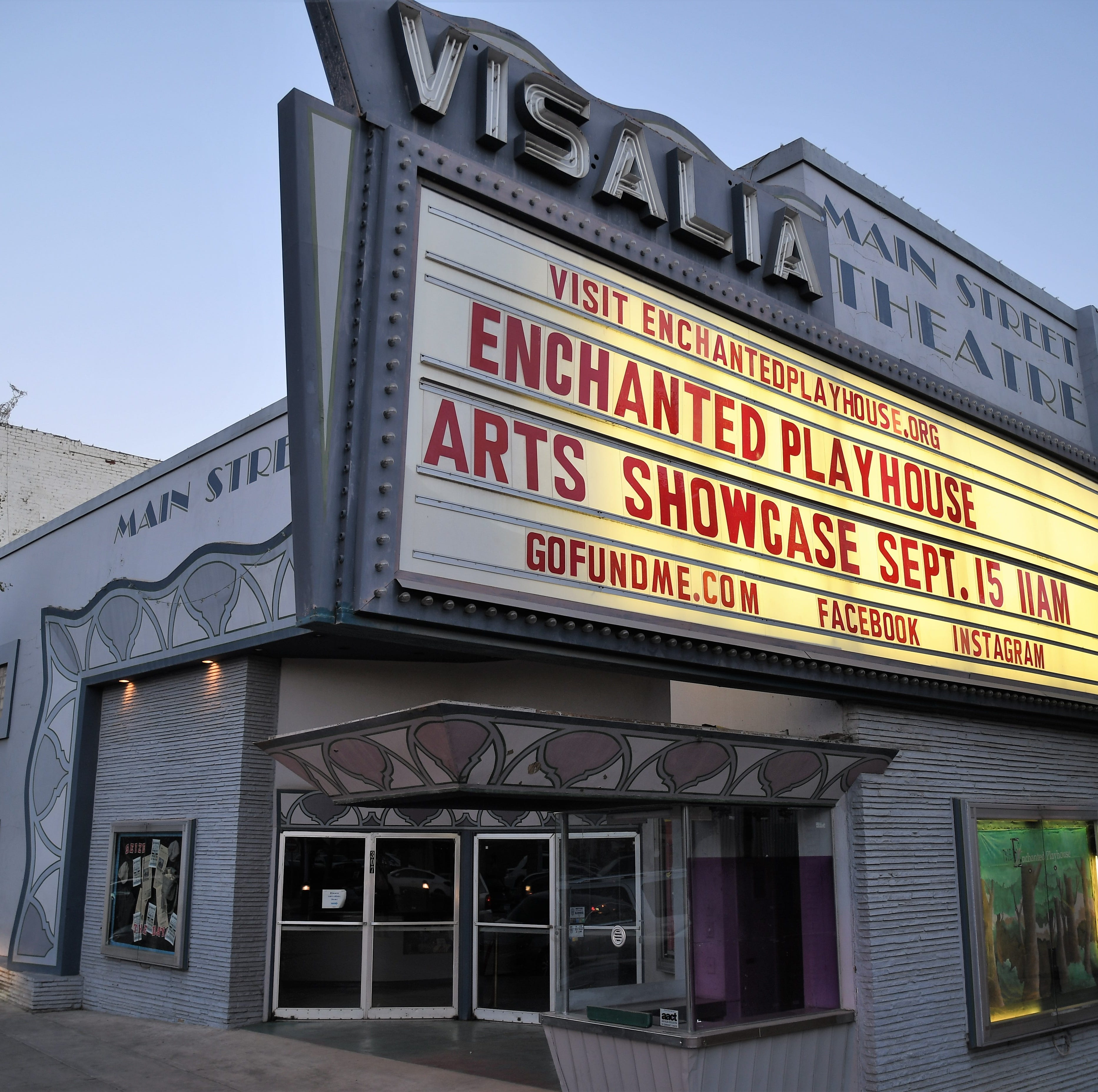 Enchanted Playhouse isn't ready to give up its home at Main Street Theatre
