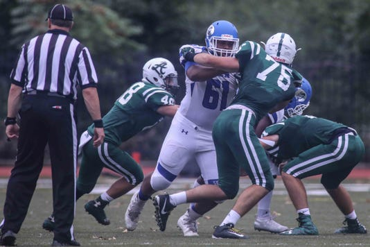 High School Football 2018 Sept 08 Dover Defeated Archmere Academy 42 14