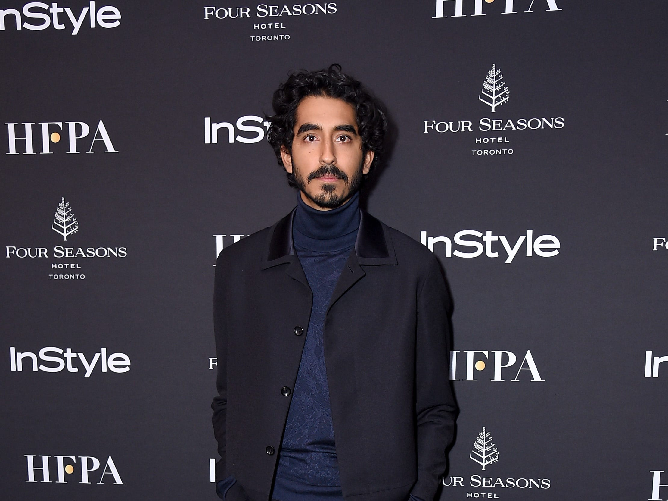 TORONTO, ON - SEPTEMBER 08:  Dev Patel attends The Hollywood Foreign Press Association and InStyle Party during 2018 Toronto International Film Festival at Four Seasons Hotel on September 8, 2018 in Toronto, Canada.  (Photo by Michael Loccisano/Getty Images,) ORG XMIT: 775218497 ORIG FILE ID: 1029630830