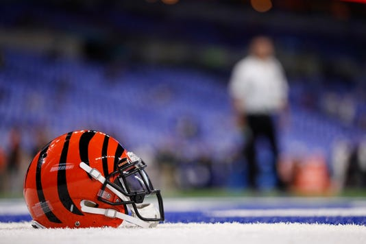 Ap Bengals Colts Football S Fbn Usa In