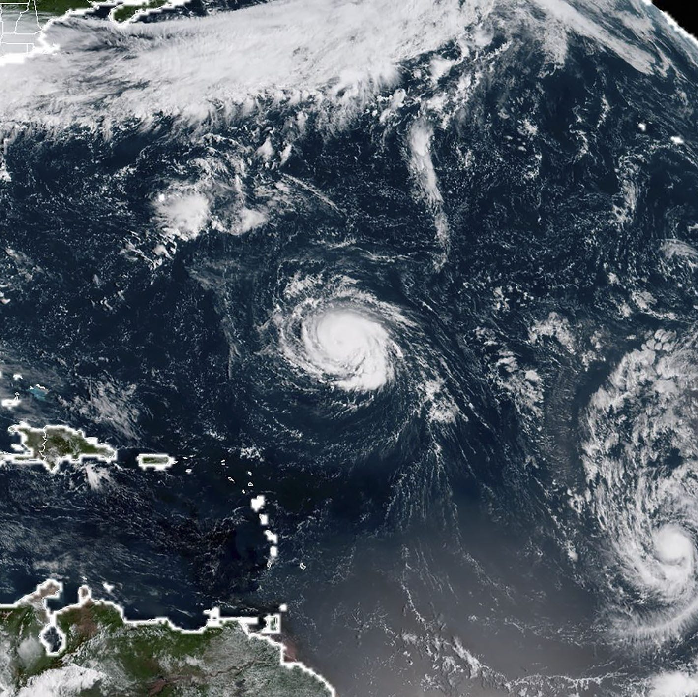 Will Isaac hit Florida? Here is the storm's latest path and predicted track