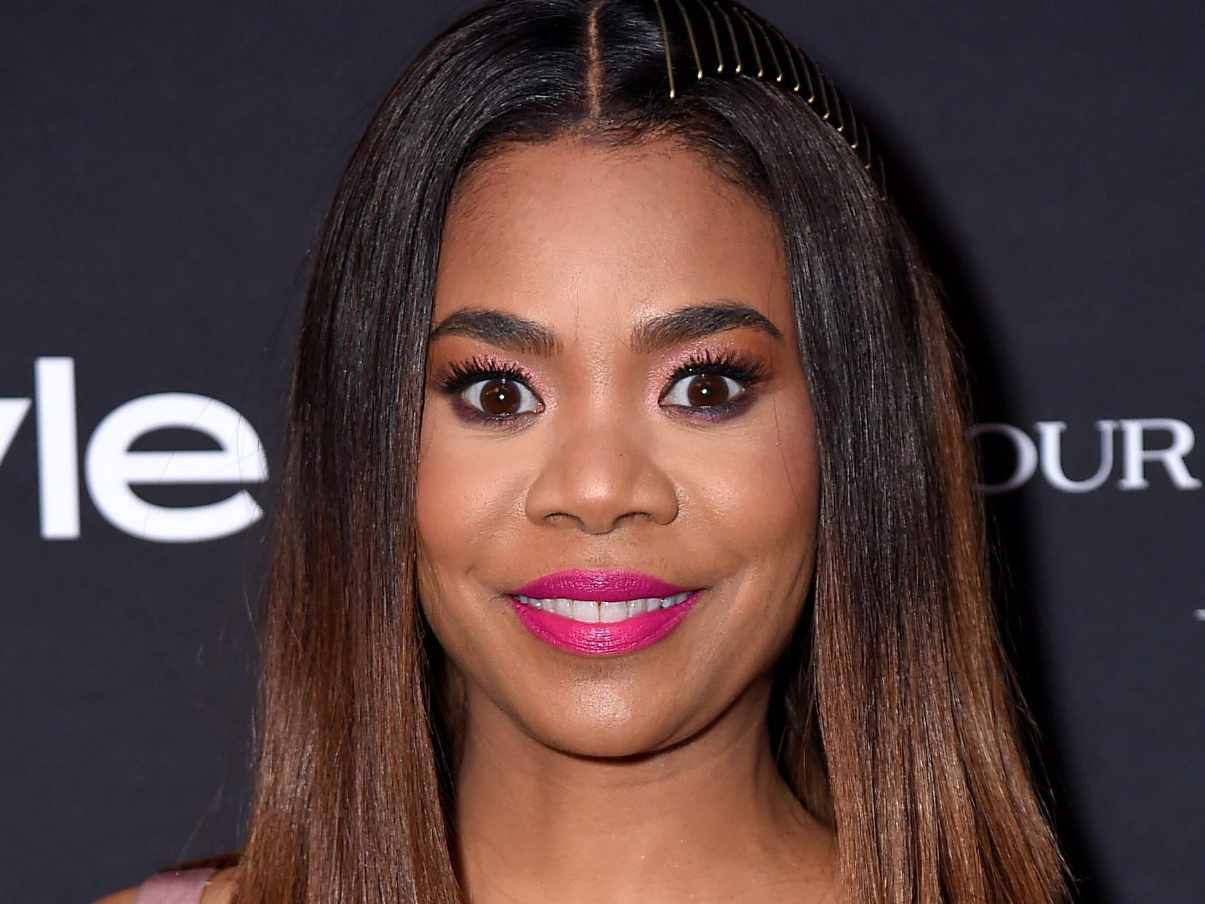TORONTO, ON - SEPTEMBER 08:  Regina Hall attends The Hollywood Foreign Press Association and InStyle Party during 2018 Toronto International Film Festival at Four Seasons Hotel on September 8, 2018 in Toronto, Canada.  (Photo by Michael Loccisano/Getty Images,) ORG XMIT: 775218497 ORIG FILE ID: 1029630772