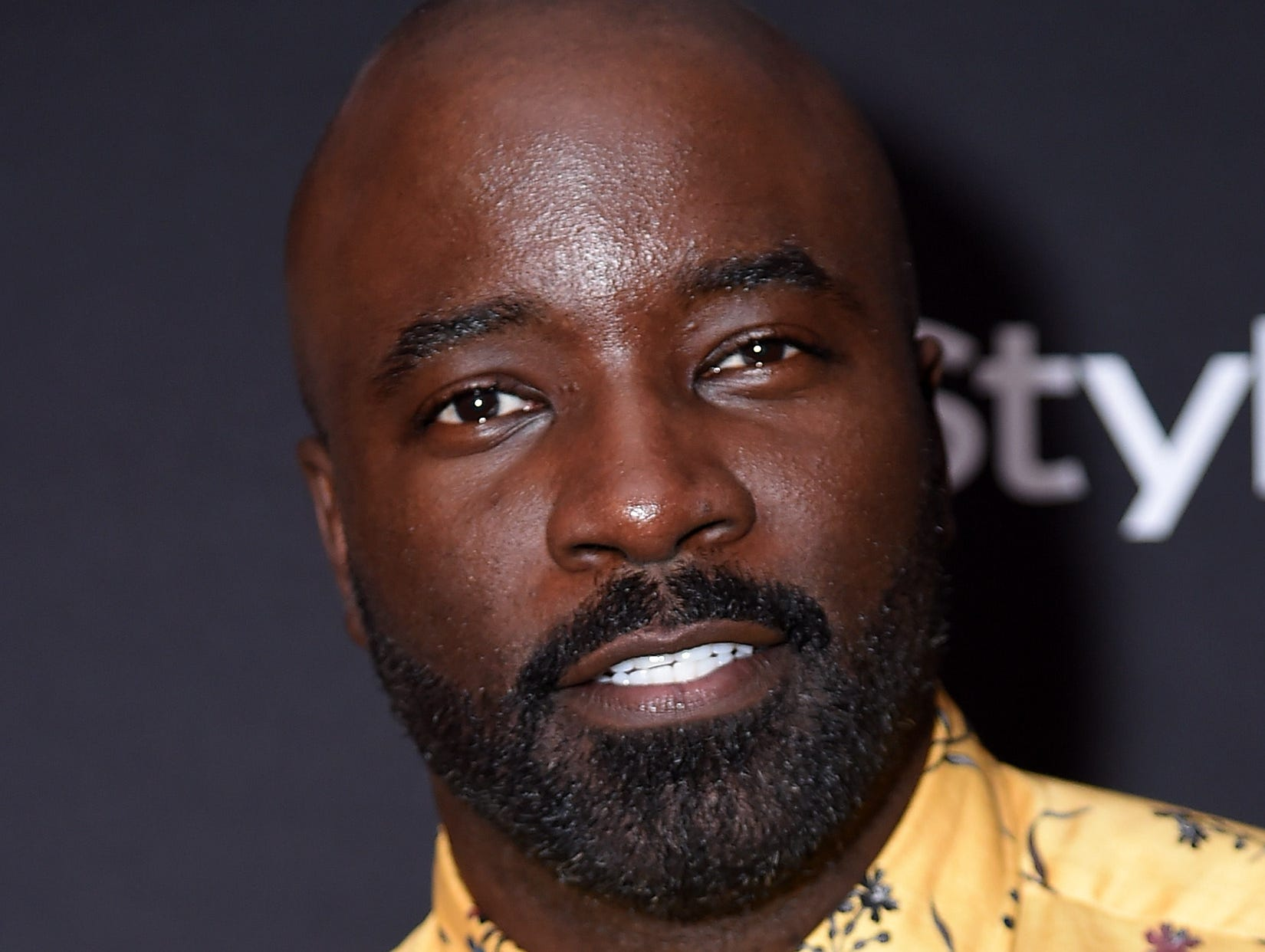 TORONTO, ON - SEPTEMBER 08:  Mike Colter attends The Hollywood Foreign Press Association and InStyle Party during 2018 Toronto International Film Festival at Four Seasons Hotel on September 8, 2018 in Toronto, Canada.  (Photo by Michael Loccisano/Getty Images,) ORG XMIT: 775218497 ORIG FILE ID: 1029584672