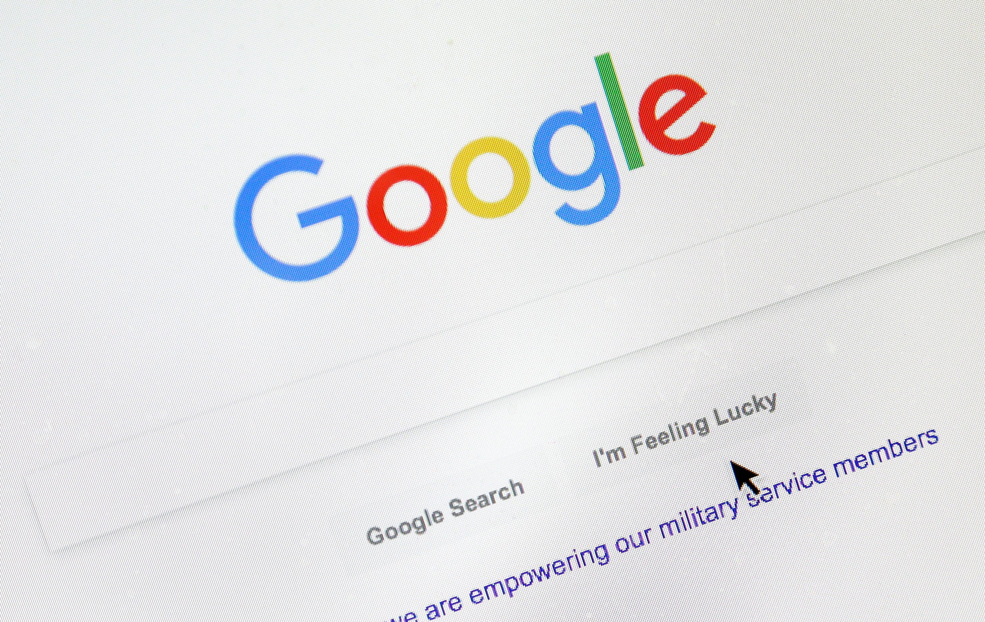 Donald Trump Is Right  Google Results Are Biased Against