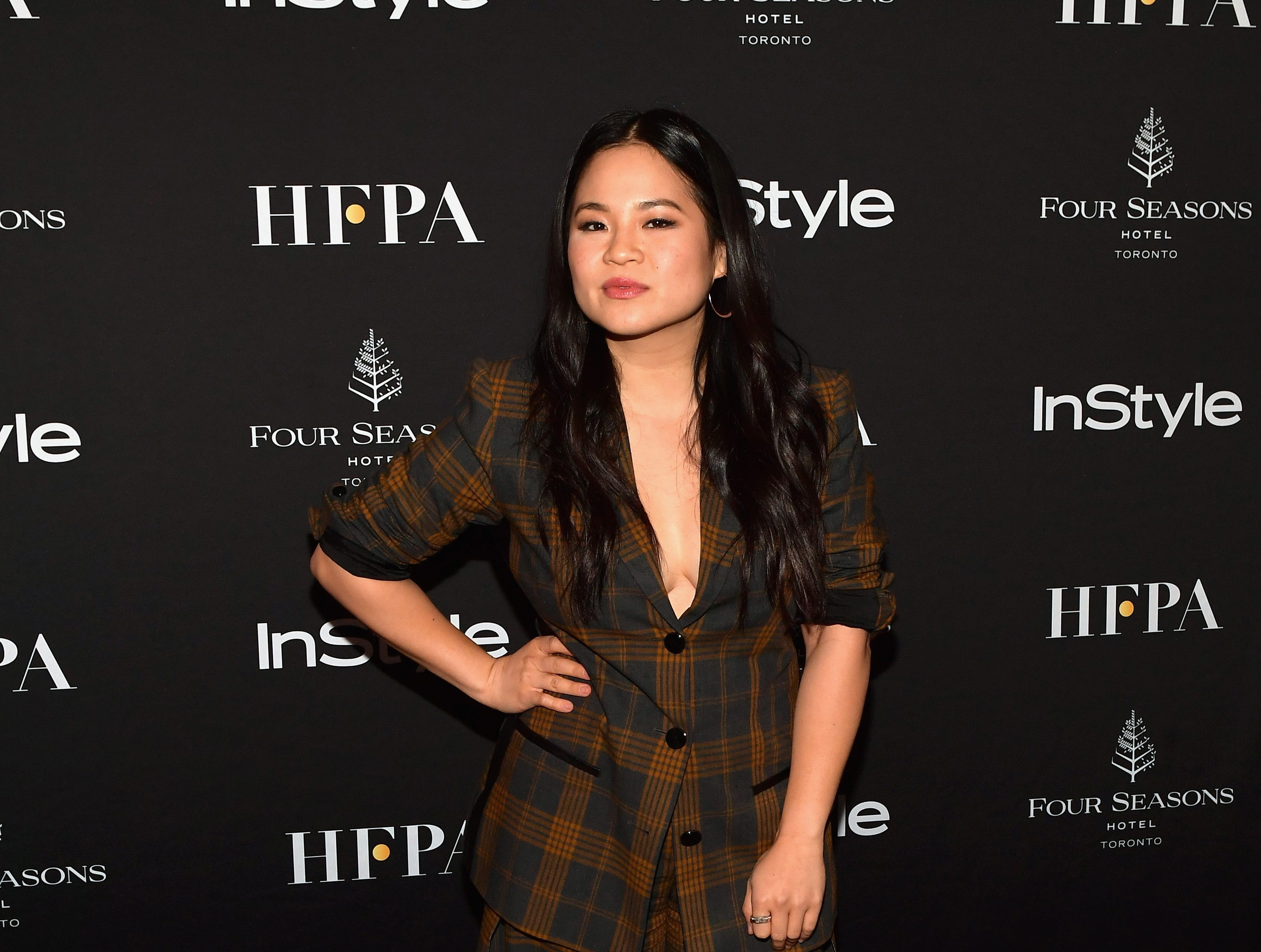 TORONTO, ON - SEPTEMBER 08:  Kelly Marie Tran attends 2018 HFPA and InStyle's TIFF Celebration at the Four Seasons Hotel on September 8, 2018 in Toronto, Canada.  (Photo by Matt Winkelmeyer/Getty Images for InStyle) ORG XMIT: 775214192 ORIG FILE ID: 1029583058