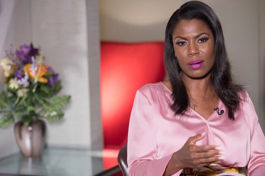 Ap Omarosa Interview A Ent Usa Ny