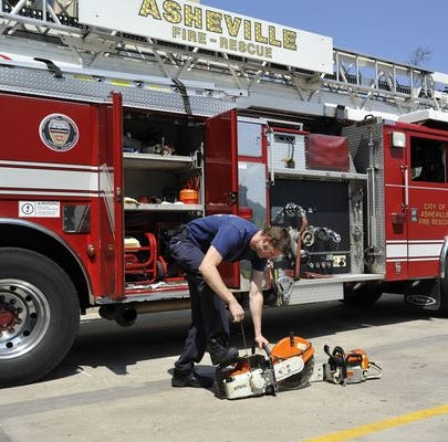 Answer Man: Asheville Fire Department does lockout calls? Chestnut Street paving?
