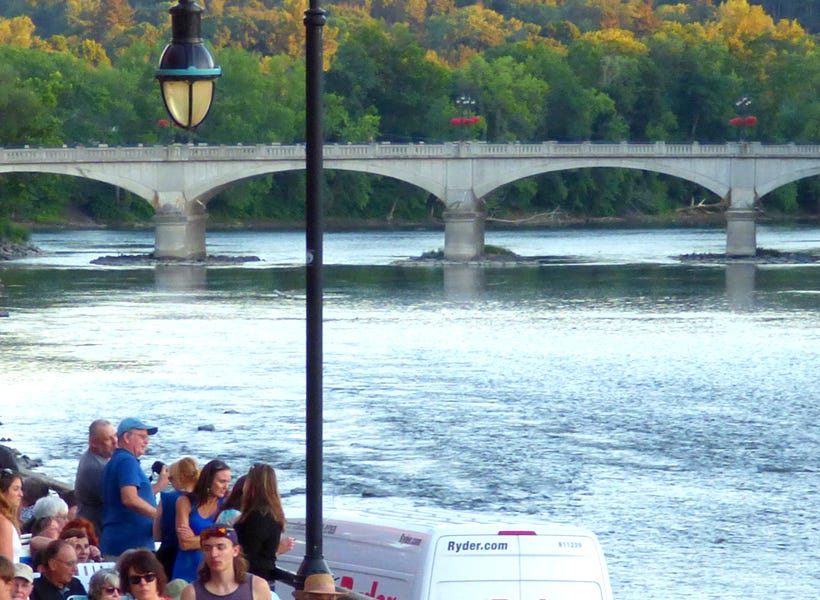 Pops on the River, Binghamton.
