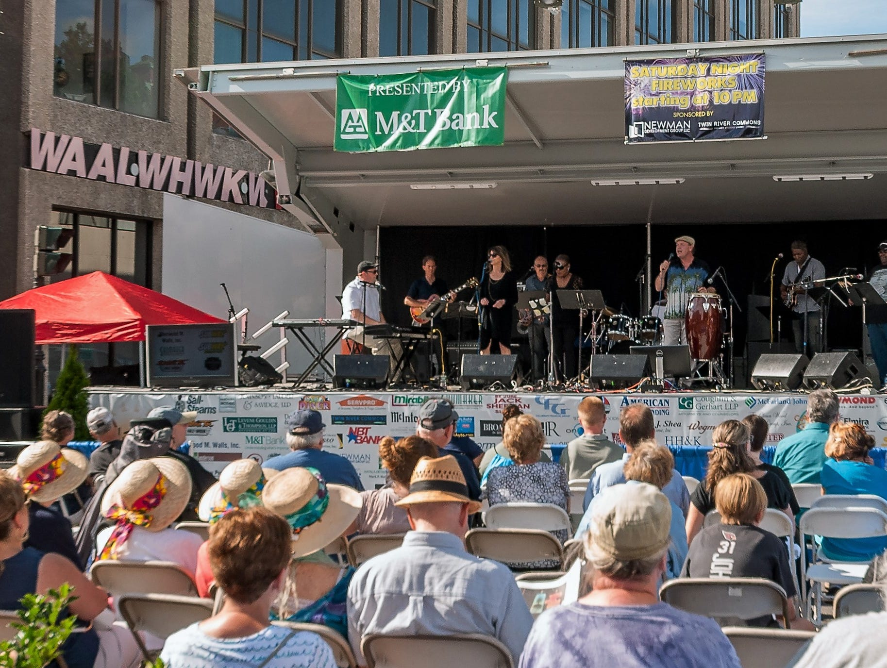 July Fest, Binghamton.