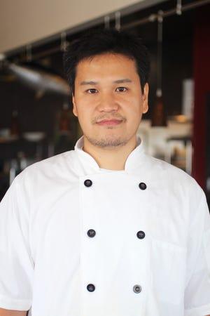 Chef Knox Lin of Haru Sushi Bar & Grill