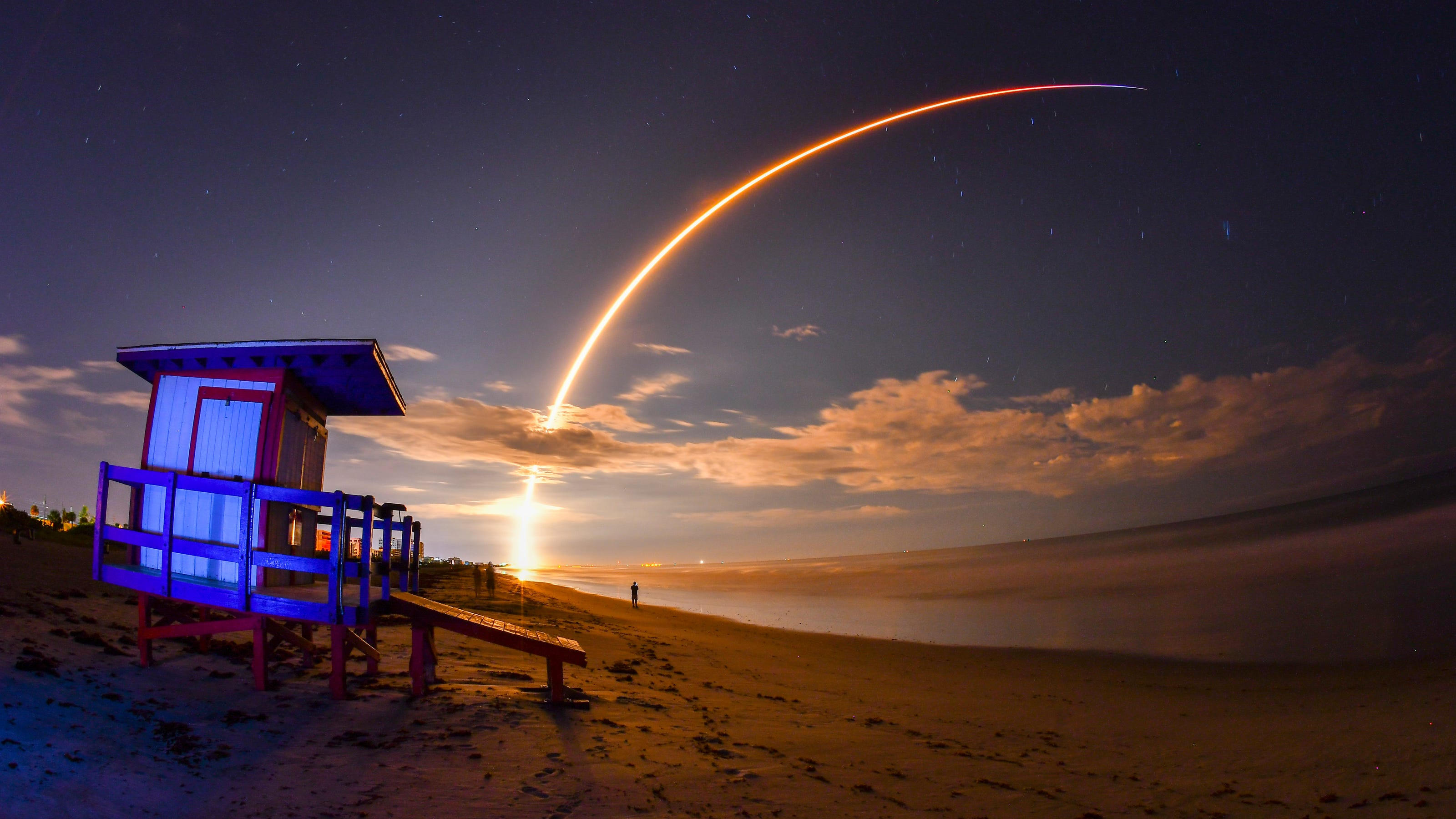 Rocket launch schedule: Upcoming Florida launches and landings