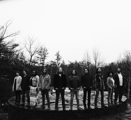 The Magpie Salute performs at 5:45 p.m. Sunday at Grand Point North in Burlington.
