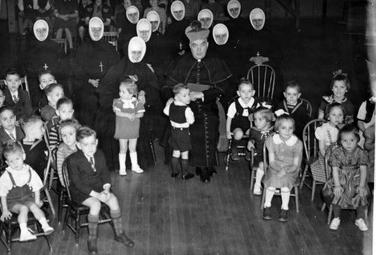 File photo of St. Joseph's Orphanage in Burlington, Vermont.