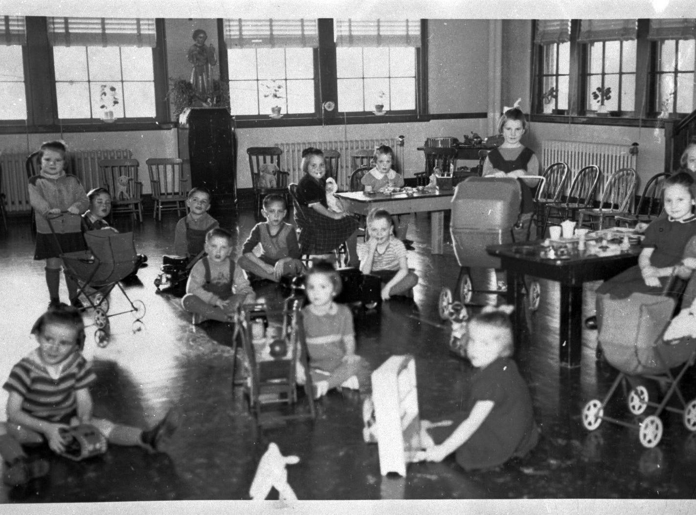 File photo of St. Joseph's Orphanage in Burlington, Vermont.