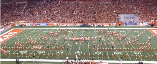 Screenshot Of Longhorn Performance
