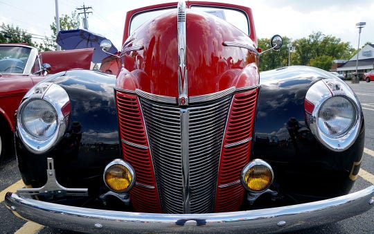 The Montgomery Car Show happens Saturday.