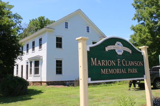 The former Clawson House.