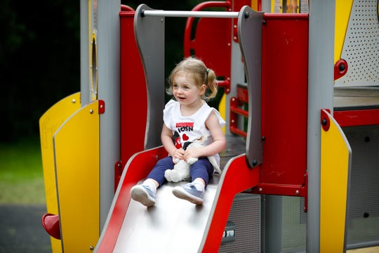 In Piscataway, parents can take advantage of the last few days of warm weather by headingoutside to a nearbysmart playground. The township recently finished installing playgrounds with Biba technology that encourages interactive parent-child play sessions.