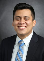 Joel Reyes-Guzman graduated from RVCC in 2014 with degrees in Engineering and Mathematics. The son of Mexican immigrants, he was the first member of his family to graduate high school and earn a college degree.