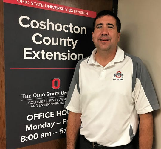 David L. Marrison is the agricultural and natural resources educator at the Ohio State University Extension Office of Coshocton County.