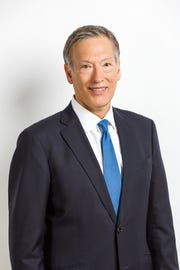 Tim Dunbar, president of Principal's global asset management business, is pictured here.
