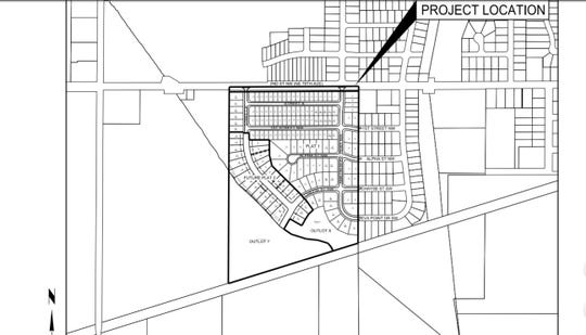 Quail Run, a housing development expected to include 159 lots for single-family homes, will sit on the western edge of Bondurant south of Northeast 78th Avenue. The Bondurant City Council approved a preliminary plat for the project last week.