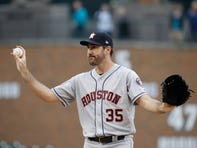 Houston Astros, Justin Verlander and Detroit Free Press: Here's what happened