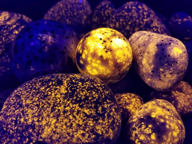 Yooperlites found at Muskallonge Lake State Park by Erik Rintamaki on Sept. 9, 2018.