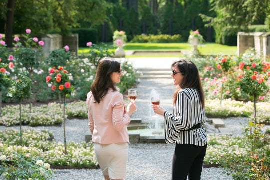 """This fall, Ford House is celebrating  with an open air soirée during """"Evening of Roses"""" at 5:30 p.m. Sept. 20."""